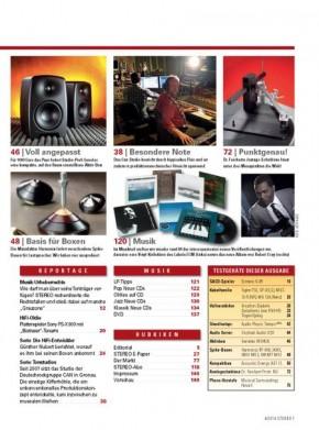 STEREO April 2014 gedruckte Ausgabe