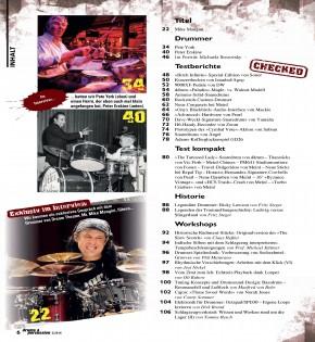 drums&percussion März/April 2014
