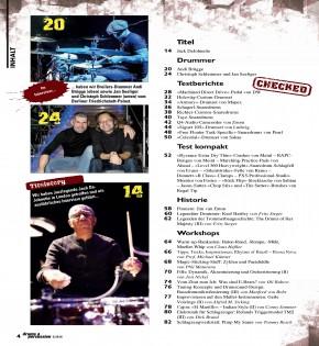 drums&percussion September/Oktober 2014 E-Paper
