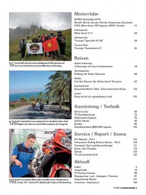 TOURENFAHRER Januar 2015 gedruckte Ausgabe