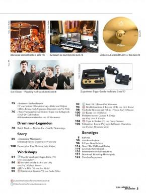 drums&percussion Januar/Februar 2018 E-Paper