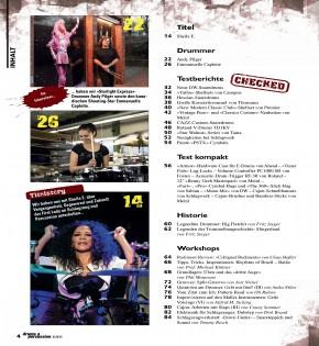 drums&percussion Mai/Juni 2015 E-Paper