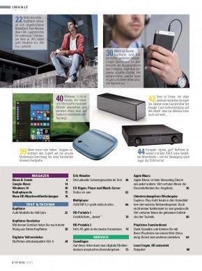 HIFI Digital 5/2015 E-Paper