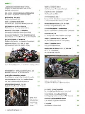 Kawasaki SPEZIAL 2018 E-Paper