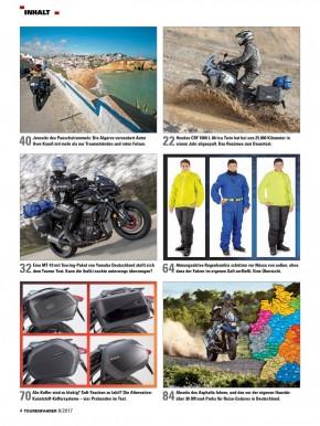 TOURENFAHRER Juni 2017 gedruckte Ausgabe