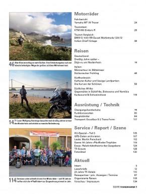 TOURENFAHRER März 2015 gedruckte Ausgabe